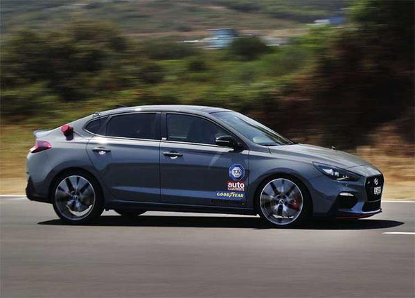 TÜV SÜD 2019: UHP Summer Tire Test
