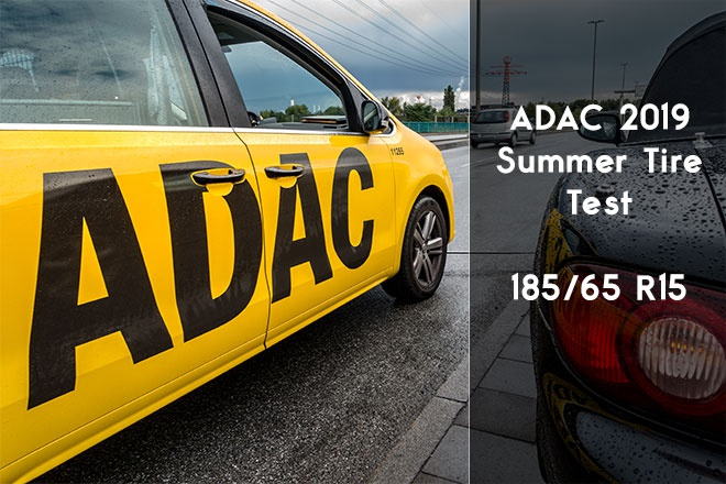 ADAC 2019 Summer Tire Test – 185/65 R15