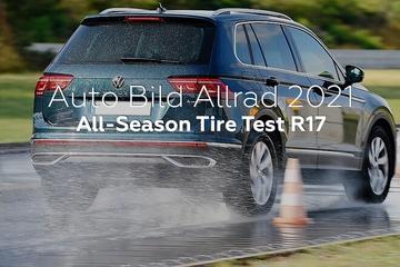 Auto Bild Allrad 2021: All-Season Tire Test R17