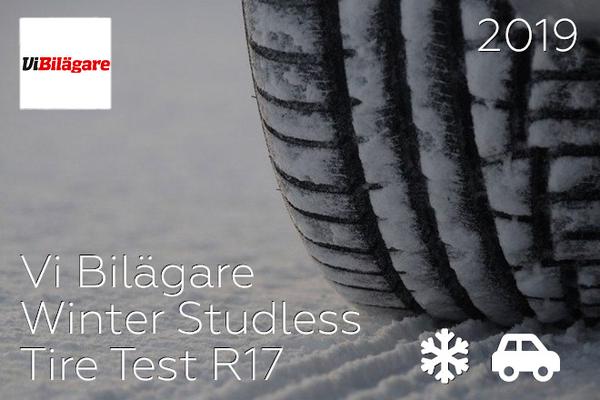 Vi Bilägare: Winter Studless Tire Test R17