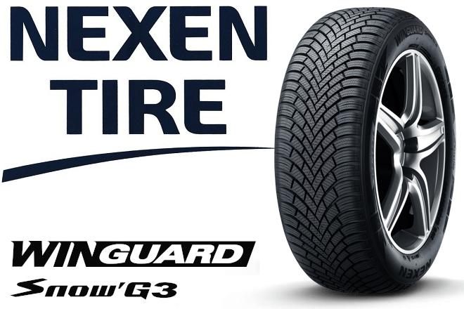 Autopromotec 2019: Nexen to Present Winter Tires Winguard Snow'G 3