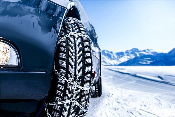 Winter tires and antiskid chains: rules and regulations in the EU countries