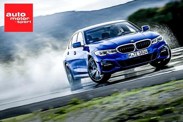 Auto Motor und Sport 2020: UHP Summer Tire Test