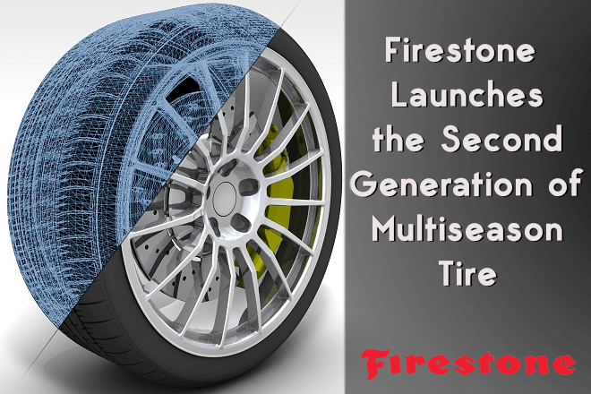 Firestone Launches the Second Generation of Multiseason Tire