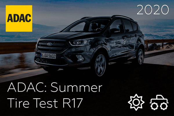 ADAC: Summer Tire Test R17