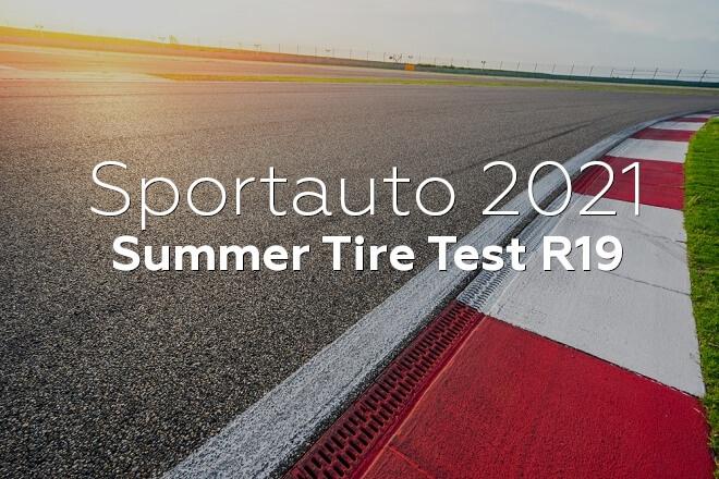 Sportauto 2021: 19-inch Summer Tire Test