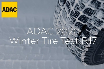 ADAC 2020: Winter Tire Test R17 for SUVs and minivans