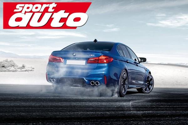 Sport Auto 2020: All-Season Tire Test R18