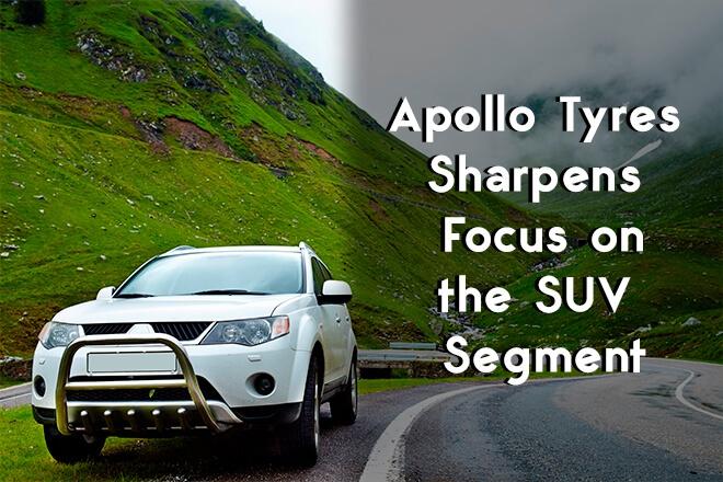 Apollo Tyres Sharpens Focus on the SUV Segment