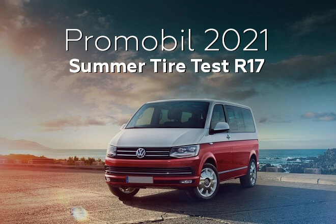 Promobil 2021: Commercial Summer Tire Test R17