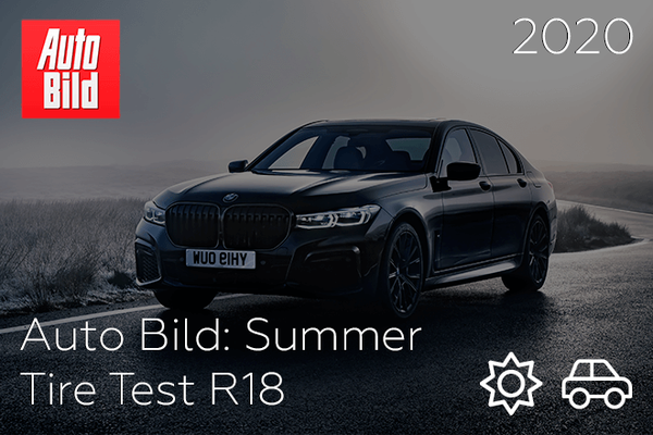 Auto Bild: Summer Tire Test R18