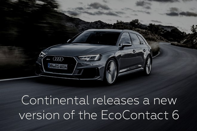 Continental releases a new version of the EcoContact 6