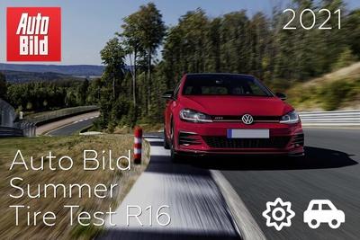 Auto Bild: Summer Tire Test R16