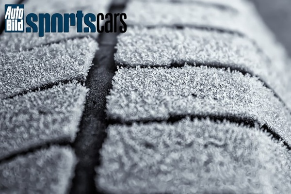 Auto Bild Sportcars Tested 18-inch Winter Tires