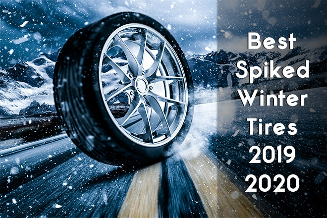 Best Spiked Winter Tires 2019/2020 According to Tests