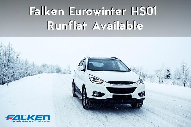 Falken Eurowinter HS01 Runflat Available