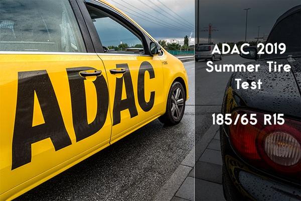 ADAC 2019 Summer Tire Test – 185/65 R15