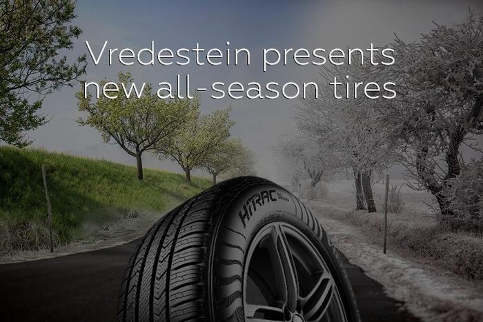 Vredestein presents new all-season tires