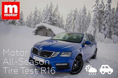 Motor: All-Season Tire Test R16