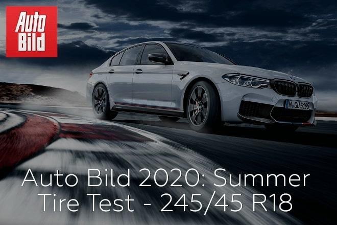 Auto Bild 2020 Summer Tire Test Tiresvote Com