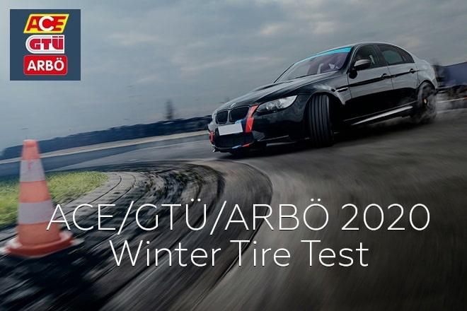 ACE/GTÜ/ARBÖ 2020: Winter Tire Test