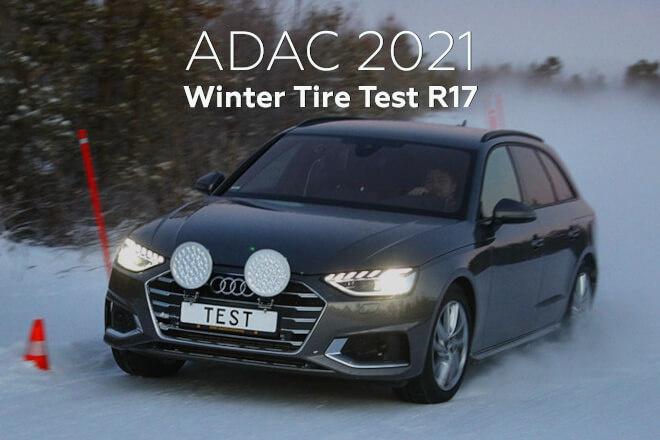 ADAC 2021: Winter Tire Test R17