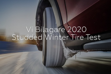 Vi Bilagare 2020: Studded Winter Tire Test