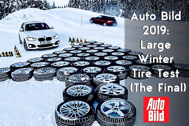 Auto Bild 2019: Large Winter Tire Test (The Final)