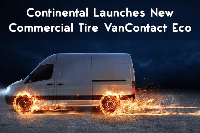 Continental Launches New Commercial Tire VanContact Eco