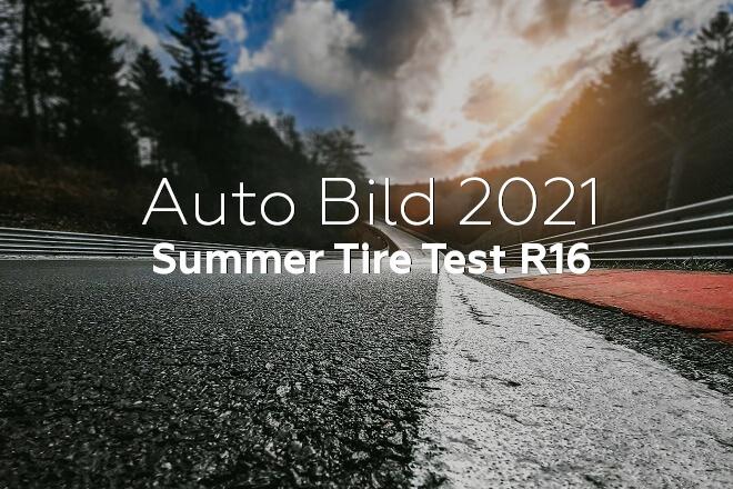 Auto Bild 2021: Summer Tire Test R16