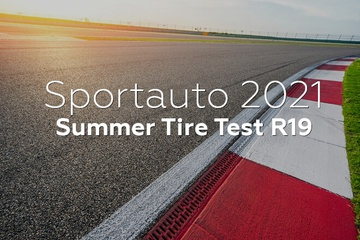 Sportauto 2021: 19-inch Summer Tire Test