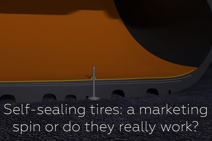 Self-sealing tires: a marketing spin or do they really work?