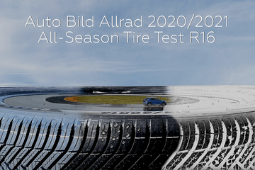 Auto Bild Allrad 2020/2021: All-Season Tire Test