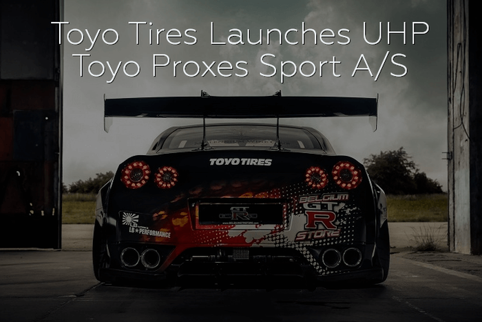 Toyo Tires Launches Ultra High Performance Toyo Proxes Sport A/S