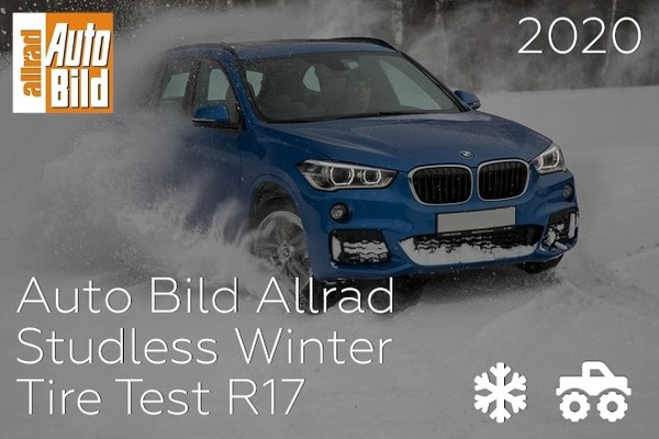 Auto Bild Allrad: Studless Winter Tire Test R17