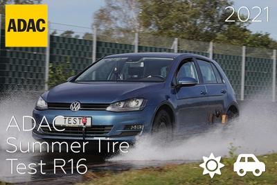 ADAC: Summer Tire Test R16