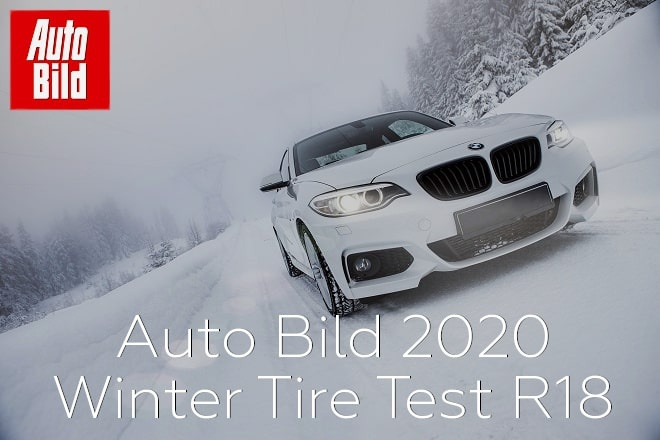 Auto Bild 2020: Large Winter Tire Test