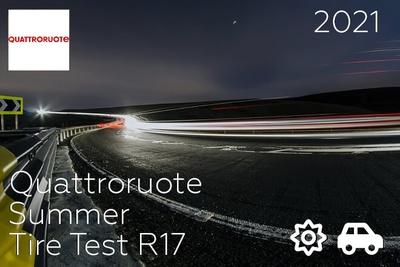 Quattroruote: Summer Tire Test R17