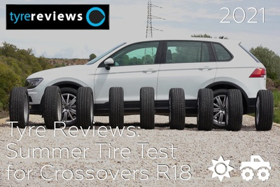 Tyre Reviews: Summer Tire Test for Crossovers R18