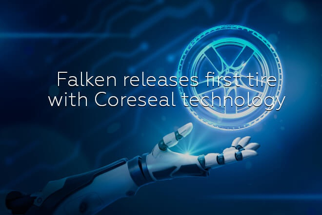 Falken releases first tire with Coreseal technology