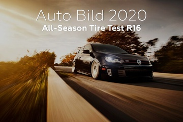 Auto Bild 2020: All-Season Tire Test R16