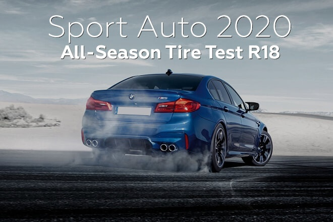 Sport Auto 2020: All-Season Tire Test R18
