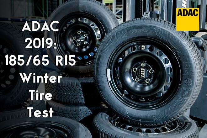 ADAC 2019: Winter Tire Test - 185/65 R15