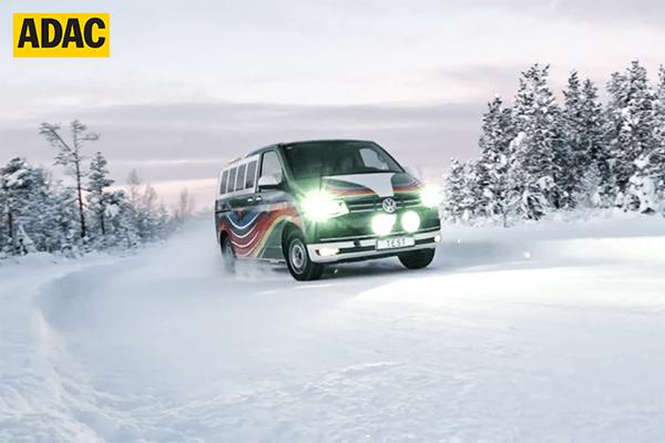 ADAC 2019: Van Winter Tire Test