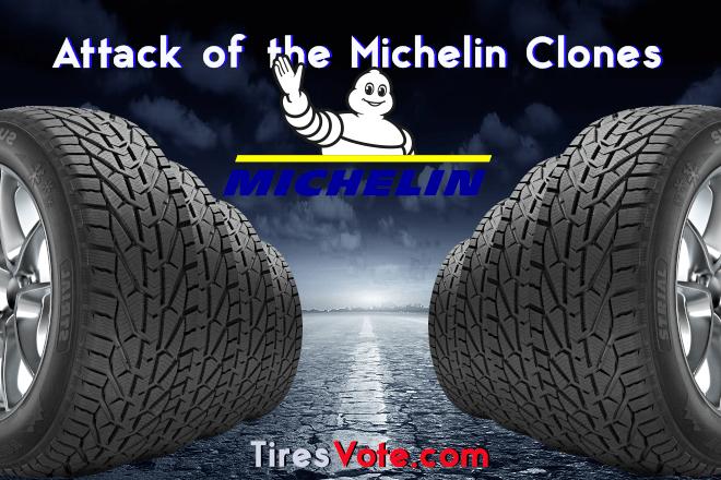 Attack of the Michelin Clones