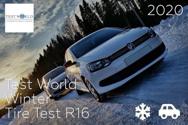 Test World: Winter Tire Test R16