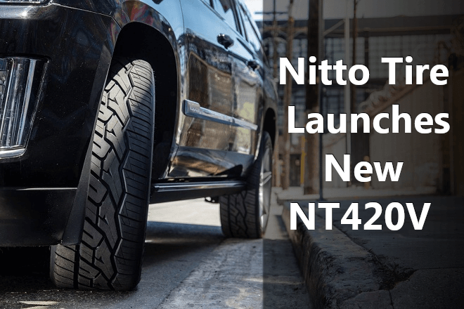 Nitto Tire Launches NT420V All-Season Truck & SUV Tire