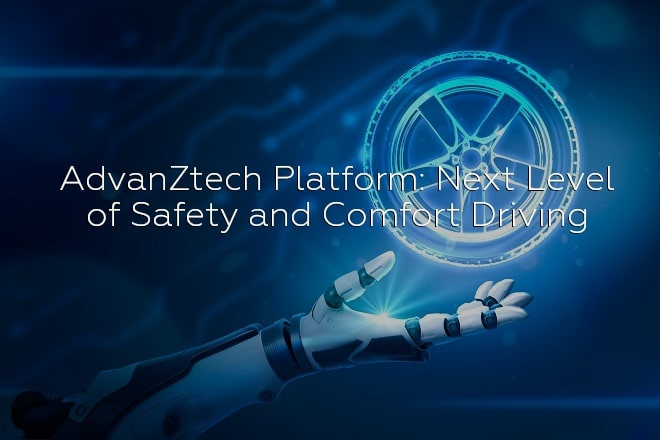 AdvanZtech platform: next level of safety and comfort driving