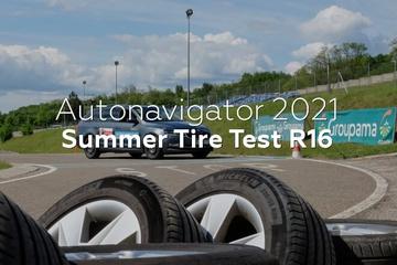 Autonavigator 2021: Summer Tire Test R16