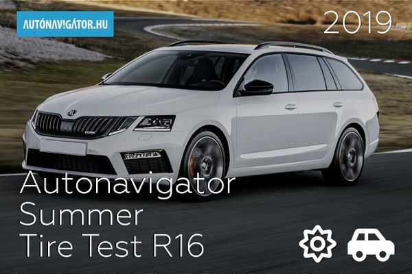 Autonavigator: Summer Tire Test R16